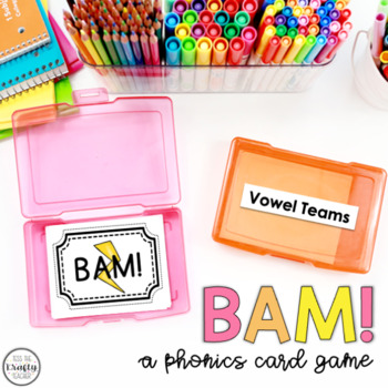 Two Vowels Go Walking AI, OA, EA, Word Game