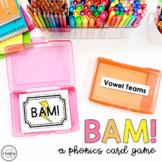 Vowel Teams Game - Two Vowels Go Walking
