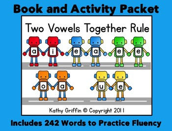Vowel Teams Books Posters Activities