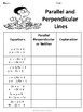 Parallel and Perpendicular Lines No Prep Lesson