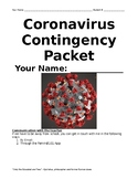 Distance Learning Two Week Long Coronavirus Contingency Packet