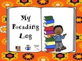 Two Week Reading Log