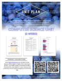 UNIT PLAN - 6th Grade Computer Science (2 Weeks) using Hopscotch App