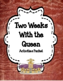 Two Weeks With the Queen - Novel Activities Unit Print and Digital