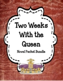 Two Weeks With the Queen - Novel Unit Bundle Print and Digital ( Google Slides)
