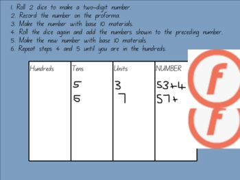 Two and Three Digit Numbers