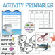 Two and Three's OCEAN ANIMALS Lesson Plans