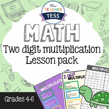 Two by two digit Multiplication