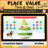 Two digit Place value Tens and Ones Representing Digital G