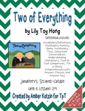 Two of Everything Activities 2nd Grade Journeys Unit 6, Lesson 29