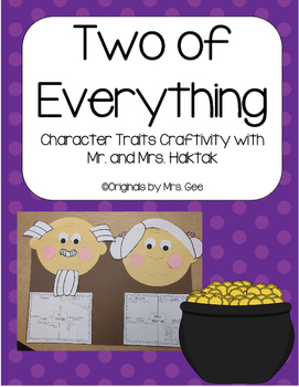 Two of Everything Craftivity