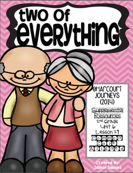 Two of Everything (Journeys 2nd Grade - Supplemental Materials)