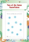 Two of the Same Shapes (Visual Perception Worksheets)