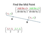 Two points Coordiante geometry