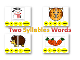 Two Syllables Words