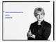 Twyla Tharp Powerpoint