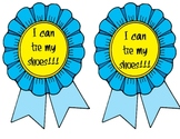 Tying Shoes Award