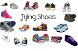 Tying Shoes: Video Lesson