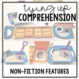 Tying Up Comprehension: Non-Fiction Text and Graphic Features