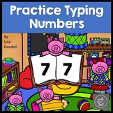 Type Numbers Center - Internet - No Prep Boom Cards