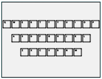 Type Your Spelling Words - Spelling Practice & Keyboard Familiarity Station!