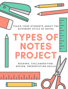 Type of Notes Project