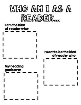Type of Reader Worksheet