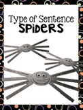 Type of Sentence Spiders