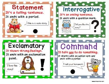 Type of Sentences
