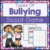 Types Of Bullying Scoot Game For Bullying Prevention Lessons