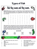 Types Of Fish Game / Activity