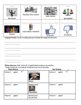 Types and Reasons of Migration Student Materials ESL ENL Bilingual