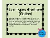 Types d'histoire (fiction)