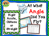 Angles - Types of Angles
