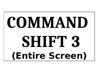Screen Shot Rules (Mac)