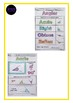Types of Angles, Classifying Angles Math Color and Learn Doodle Notes