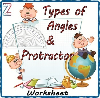 Types of Angles ,  Measuring Angles