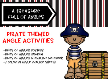 Types of Angles Pirate Themed