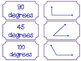 Types of Angles Sorting Activity FREE