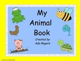 Types of Animals Book