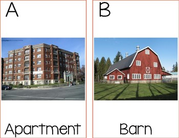 Types of Buildings A-Z