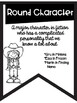 Types of Character Banners Cowboy Theme ~Black & White~ For Easy Printing