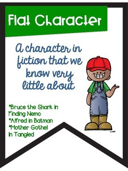 Types of Character Color Banners with a Farm Theme