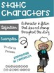 Types of Character Posters ~Cowboy Cowgirl Theme~
