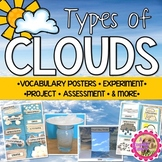 Types of Clouds Activities