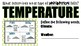 Types of Clouds, Precipitation, Weather Instruments