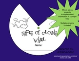 Types of Clouds Wheel (multiple versions)