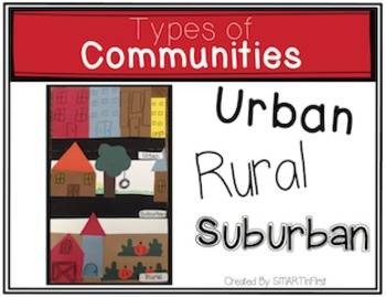 Types of Communities Freebie