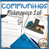 Types of Communities Makerspace Lab
