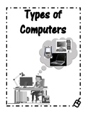 Types of Computer Worksheet Pack